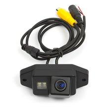 Автомобильная камера заднего вида для Toyota Land Cruiser Prado - Краткое описание