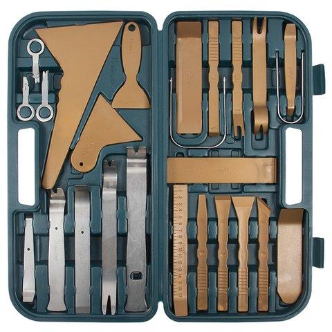 Набор инструментов для снятия обшивки (36 предметов)