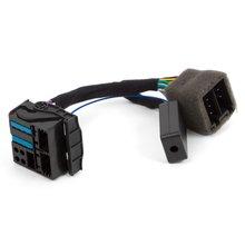 Adaptador de bus CAN para pantallas RCD510, RCD200, RNS2, MFD2, Delta 6 - Descripción breve