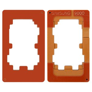 LCD Module Mould for Samsung I9000 Galaxy S, I9001 Galaxy S Plus Cell Phones, (for glass gluing )