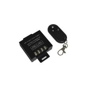 LED Dimmer with Remote Control HTL-036 (single color, 240 W)