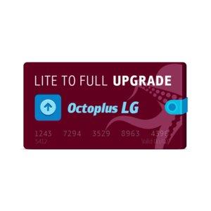Octoplus LG Lite to Full Upgrade