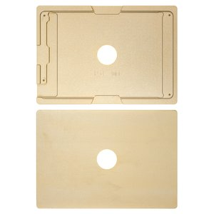 LCD Module Mould for Apple iPad Mini 4 Tablet, (for glass gluing , aluminum)