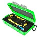 Bobina de compensación con cable para reflectómetro (OTDR)  ORIENTEK FL-OTDR-BOX-SM10