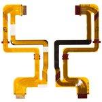 Шлейф для Sony HDR-HC1, HDR-HC1E, HDR-HC1EK, HDR-HC1K, HVR-A1C, HVR-A1E, HVR-A1J, HVR-A1N, для дисплея