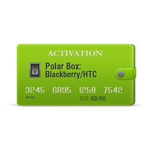Polar Box лицензия 2: BlackBerry + HTC телефоны (Android и Windows)