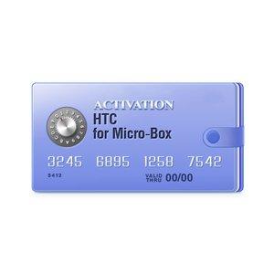 Micro-Box активация для разблокировки HTC