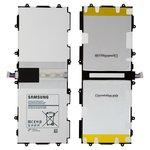 Аккумулятор T4500E для Samsung P5200 Galaxy Tab3, Li-ion, 3,8 В, 6800 мАч