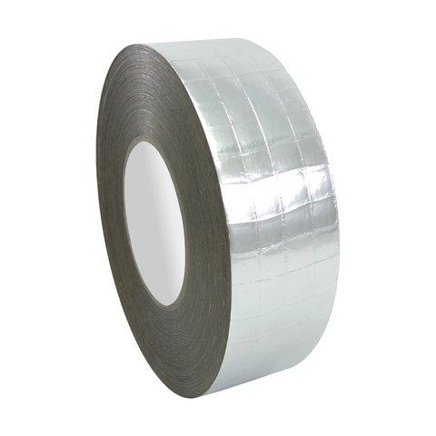 Лента алюминиевая односторонняя армированная HPX 50 мм, 50 м, 0,03 мм
