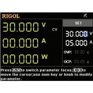 Программное расширение RIGOL HIRES-DP700 для серии RIGOL DP700