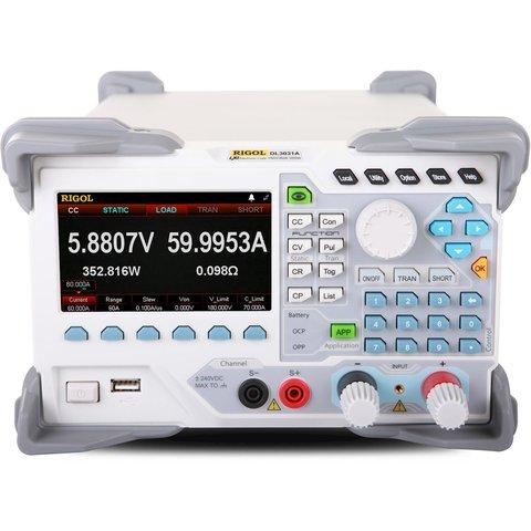 Навантаження електронне програмоване RIGOL DL3021A