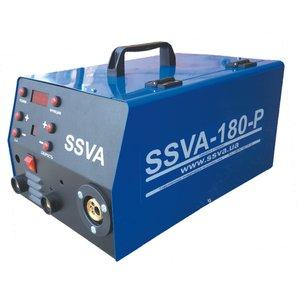 Сварочный инвертор SSVA 180-P с горелкой