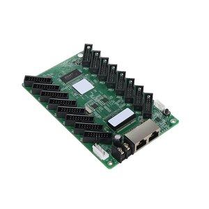 Tarjeta receptora de señal para pantallas LED Novastar MRV366 (512×256, 16×HUB75E)